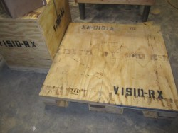 custom pallet and crate